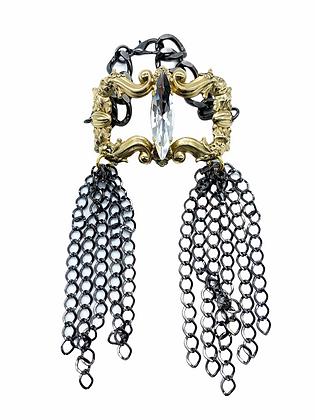 Open Faced Bracelet