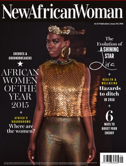 New African Woman Magazine