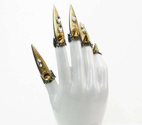 5Pc Metal Claw Nails