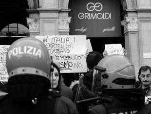 Comizio Matteo Salvini