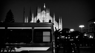 Milano blindata