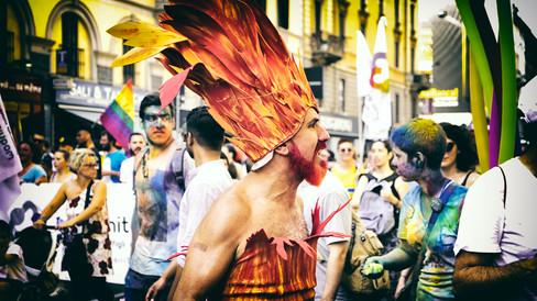 Milano Pride (giugno 2017)