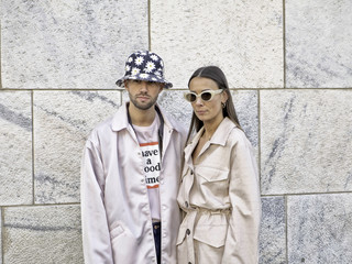Fashion week (2) - Milano 2019
