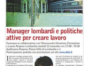 ALDAI - Associazione Lombarda Dirigenti Aziende Industriali