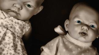 Le bambole ed i giochi