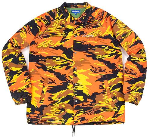 Camo Coaches Jacket