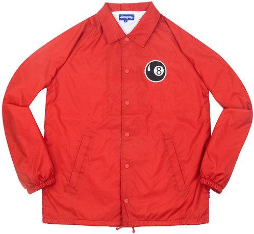 8 Ball Coaches Jacket