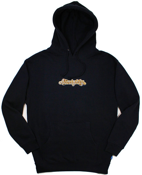 Bling Logo Hooded Sweatshirt