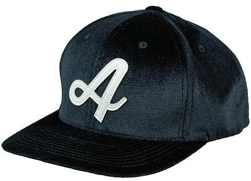 Velvet A Logo 6 Panel Hat