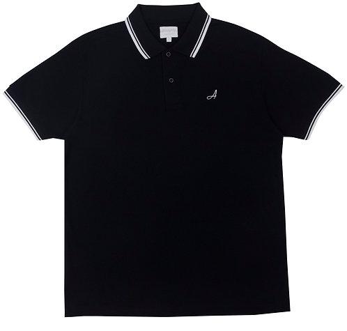 A Script Logo Polo Shirt