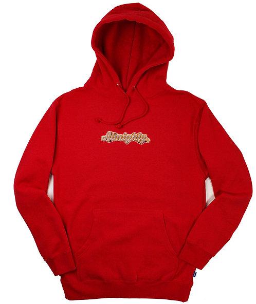 Bling Logo Hooded Sweatshirt