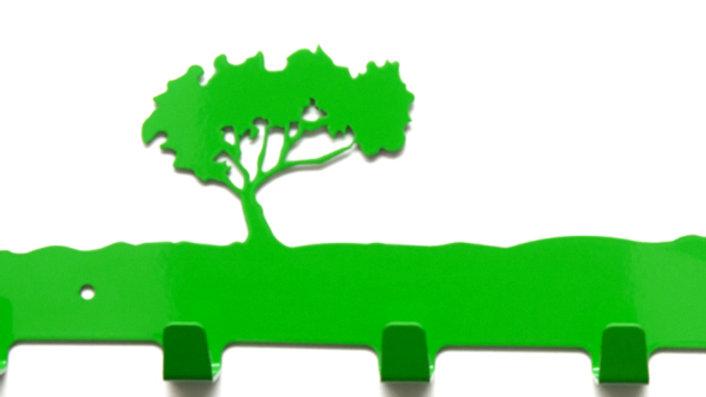 the tree hanger