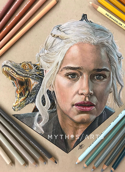 """Mother of Dragons"""