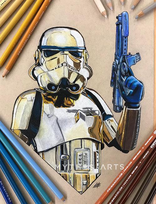 """""""Golden Trooper"""""""