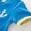 Thumbnail: Traje De Marinero Para Bebe Pato Donald Mameluco Babynova M3