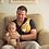 Thumbnail: Sujetador De Biberon Bebes Manos Libres Rotación 360° P1