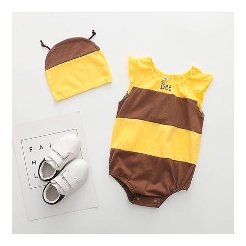 Disfraz Pañalero Para Bebe De Abeja P8