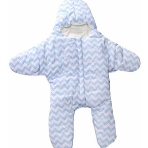 Sleeping Bag Para Bebé De Estrella Calientita :) Babynova