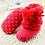 Thumbnail: Botas Para Bebé, Calientitas Con Peluche Babynova Bt-4