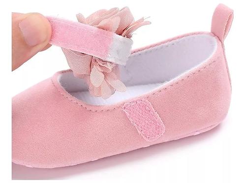 Zapatos Para Bebe Niña Bautizo Para Bebe De Piel