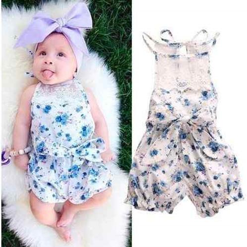 Vestido De Bebé, Jumper, Elegante Niña Babynova