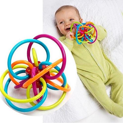 Sonaja Mordedera Para Bebés Juguete Estimulación