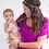 Thumbnail: Collar De Dama Mordedera Para Bebe, Girasoles Libre De Bpa