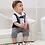 Thumbnail: Traje Para Bebe Chaque Para Fiestas Elegante Babynova T18 :)