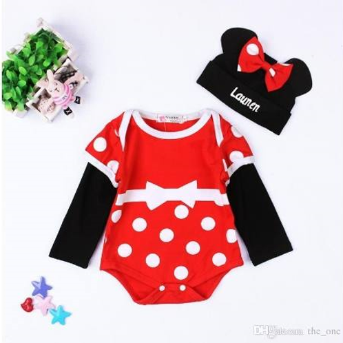 Pañalero De Mimi Para Bebe Niña Minnie