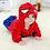 Thumbnail: Kigurumi Spiderman Bebé Mameluco Spiderman Babynova Cl