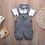 Thumbnail: Traje Para Bebe Tirantes Babynova T 21 :)