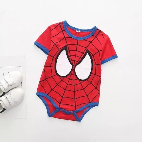 Pañalero Spiderman Bebe Superheroes Unisex Babynova