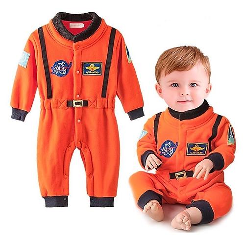 Mameluco De Astronauta Para Bebe, Traje De Astronauta Mda 2