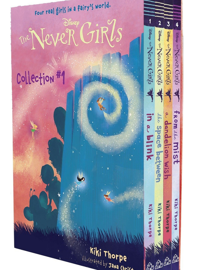 The Never Girls Collection