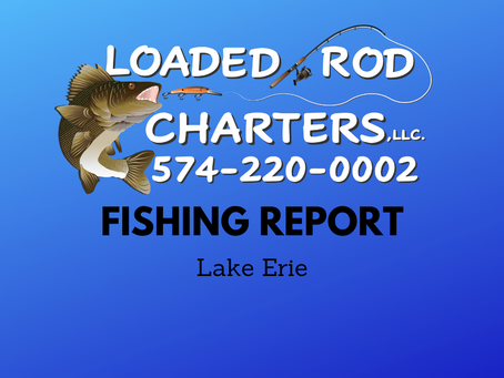 Lake Erie Fishing Report