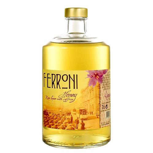 Honey Rum Ferroni