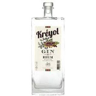 Gin au Rhum Kréyol
