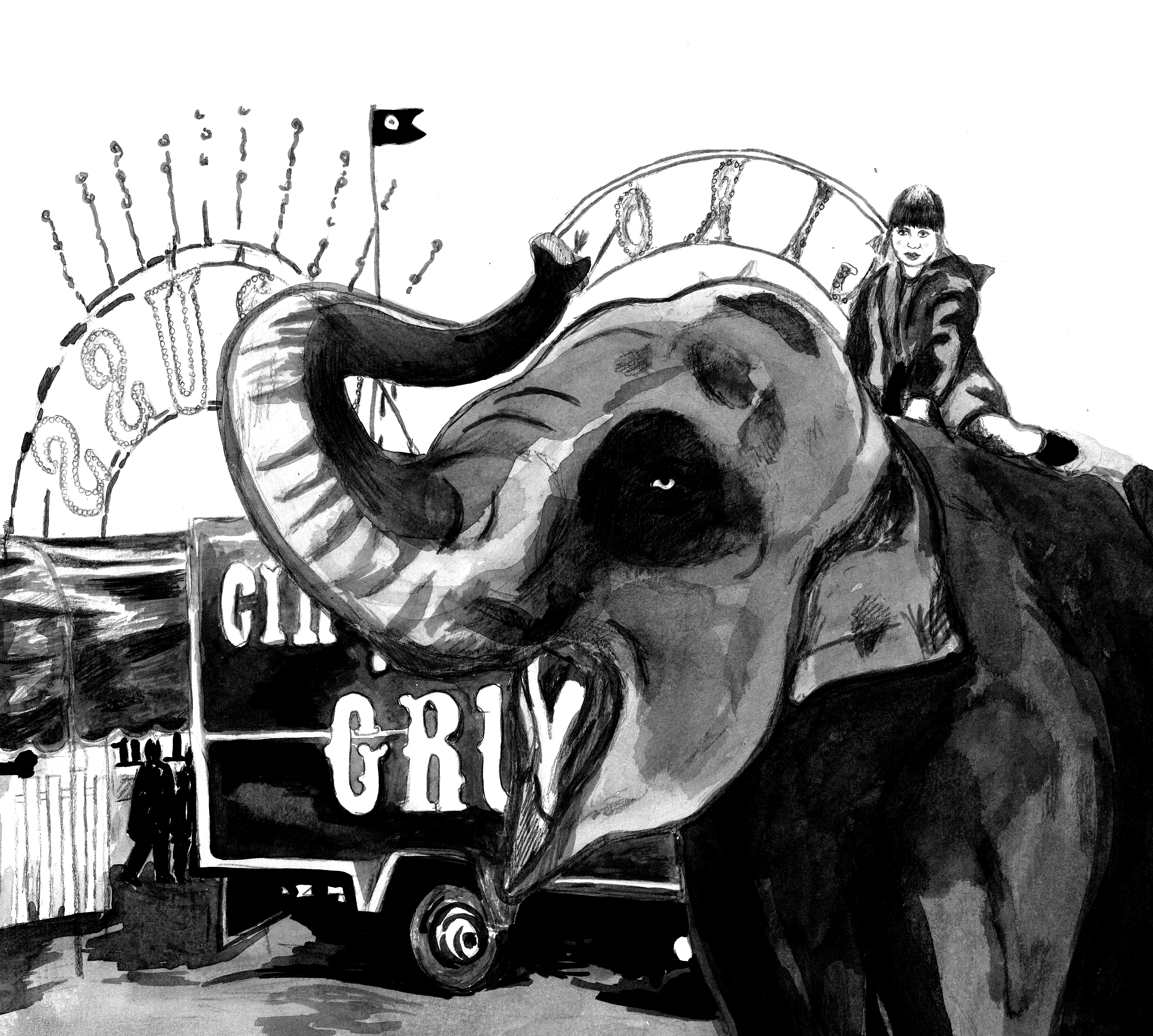 Le cirque Gruss