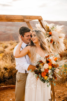 Southern Utah Wedding Photographer