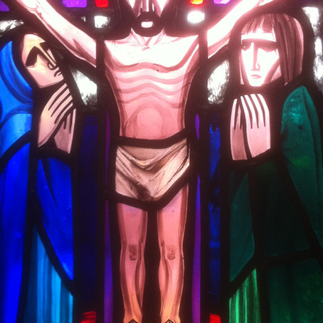 Sacred Heart; stations of the Cross