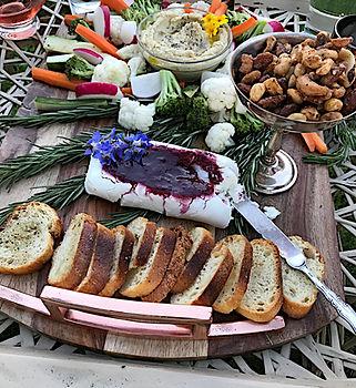 Farm House Table Food