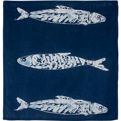 Sardine Napkin Set of 4