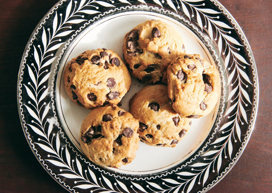 The Best Chocolate Chip's Ever