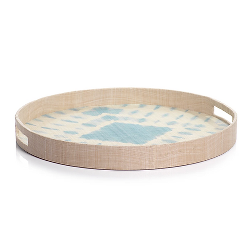 Lac Tray - Large in Turquoise