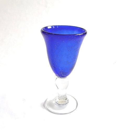 Tall Baluster Wine Glass