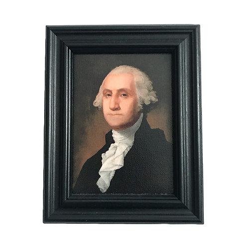 Mini George Washington Portrait