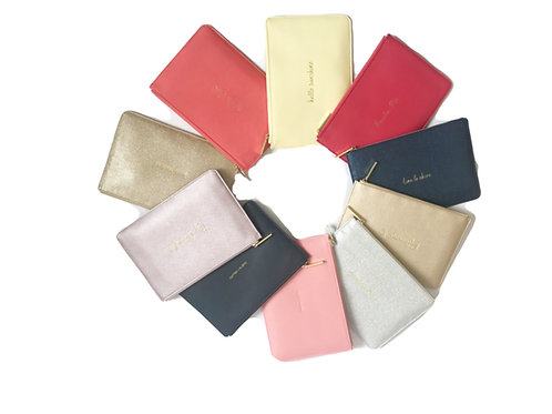 The Perfect Pouch by Katie Loxton