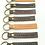Thumbnail: Embossed Leather Key Fob