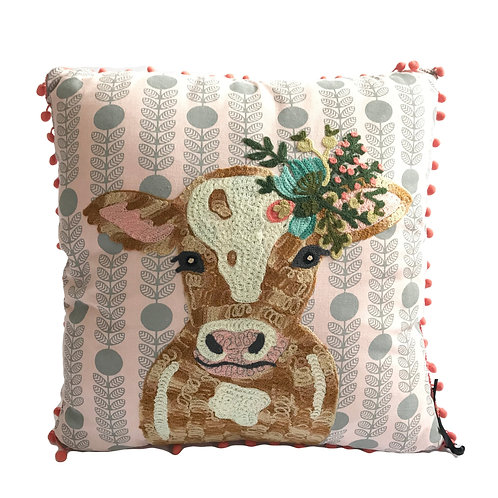 Sweet Cow PIllow