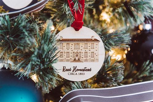 Reed Homestead Ornament